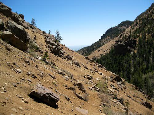 Kineo Mountain Trail