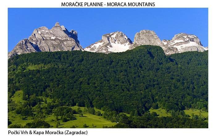 Počki Vrh & Zagradac (Kapa Moračka)