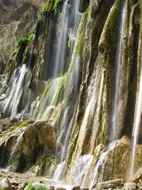 Margon Waterfall