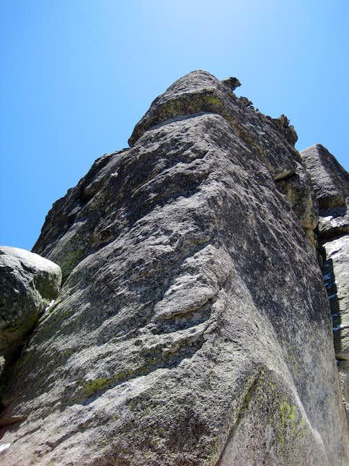 Summit Arete
