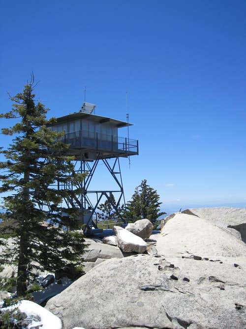 Black Mountain Fire Tower