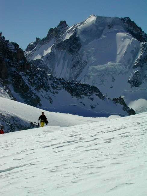 Tourin\' to the Aiguille de...