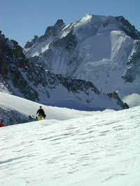 Tourin' to the Aiguille de...