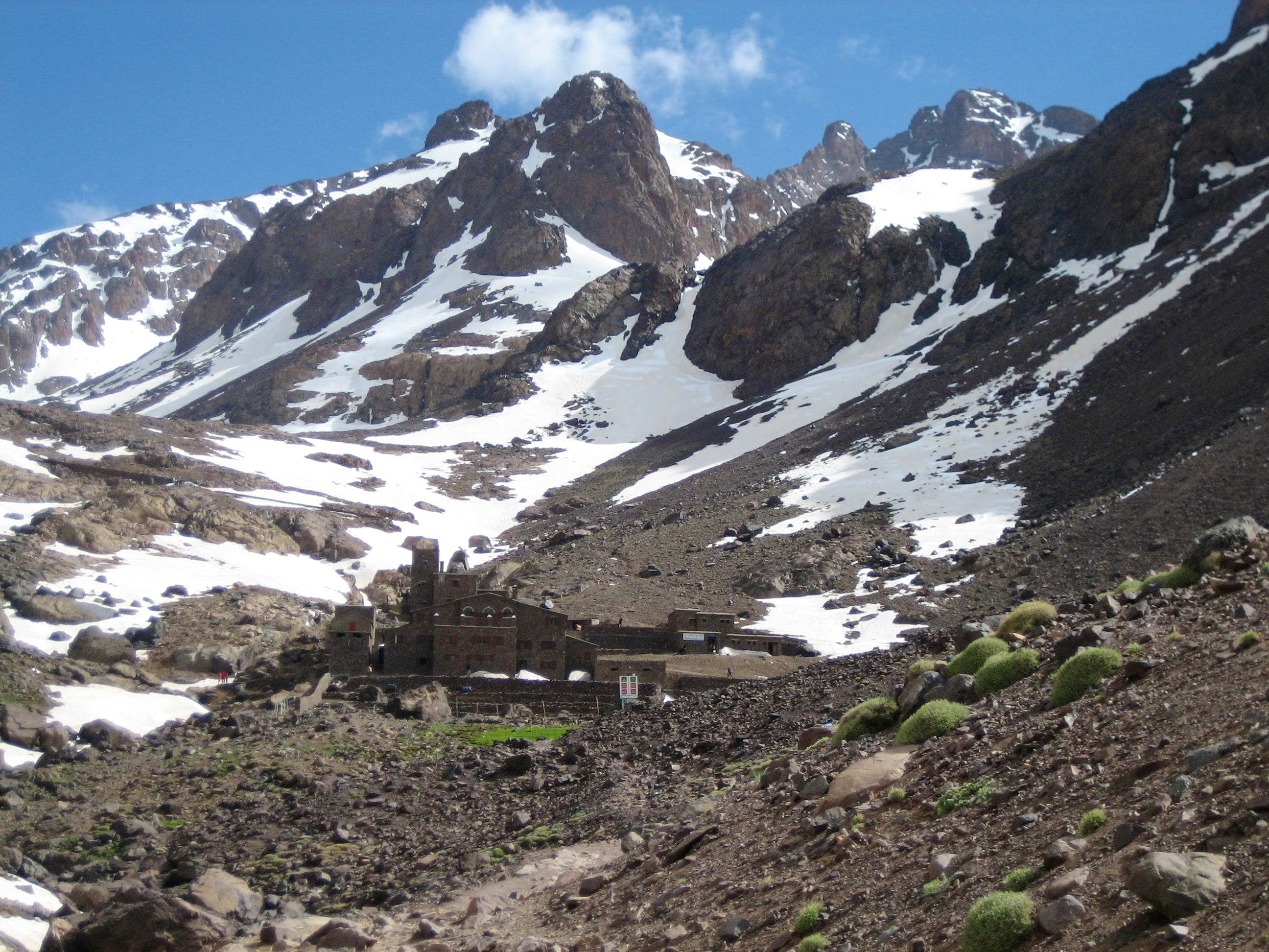 Jbel Toubkal: A Climb, A Culture, An Adventure