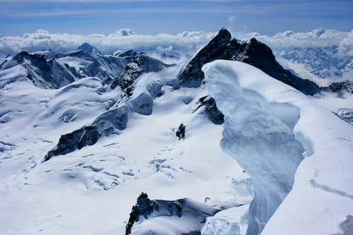 Jungfrau, 4.158m