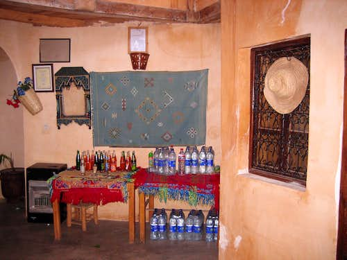 The Inside of the Berber House