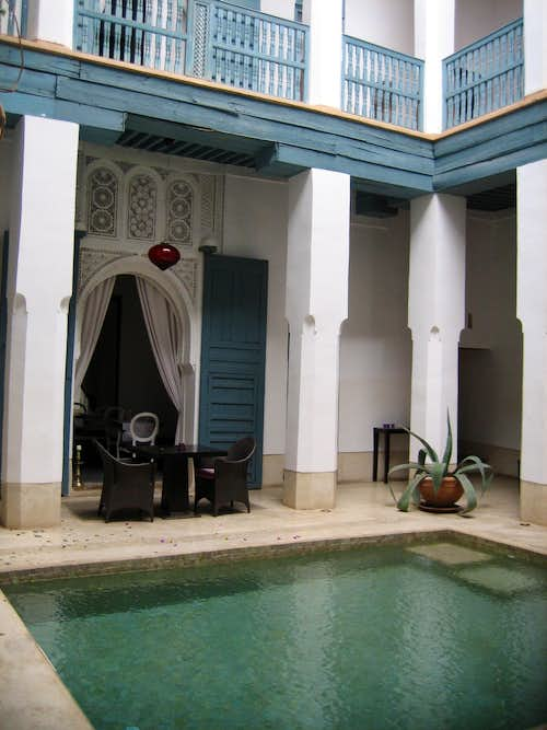 Riad el Ouarda in Marrakech (for trip report)
