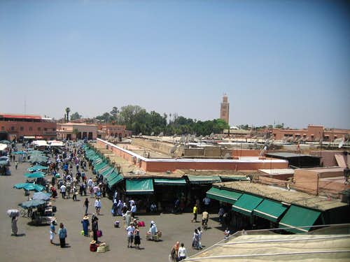 Jemaa el Fna (for trip report)
