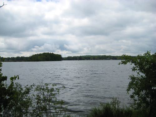 NCT MI-01   Lake Baw Beese and east - 2010