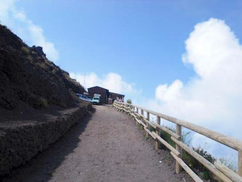People To People Trip - Mount Vesuvius