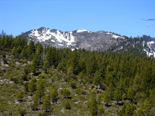Alpine Walk Peak 9038'