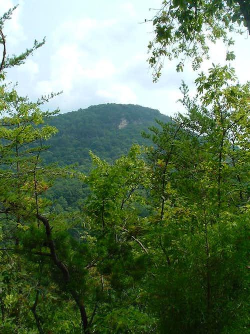 The Pinnacle from Tri-State Peak