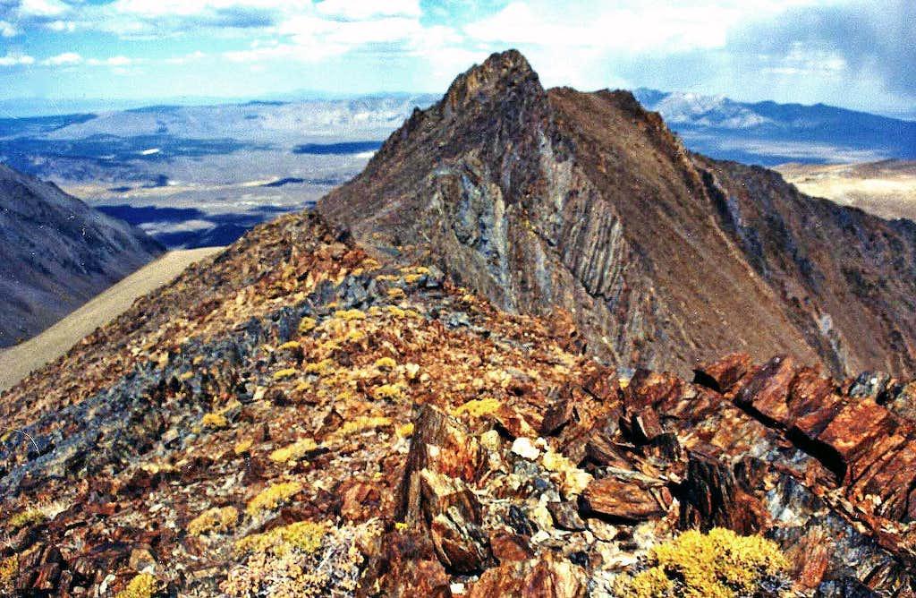 Mt. Aggie north summit