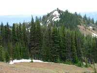 Domerie Peak