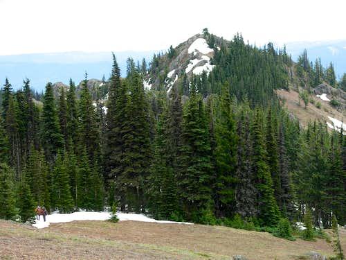 Domerie Peak