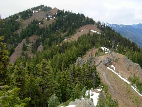 Domerie Peak Viewpoint