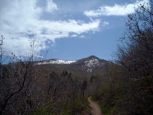 Cave Peak