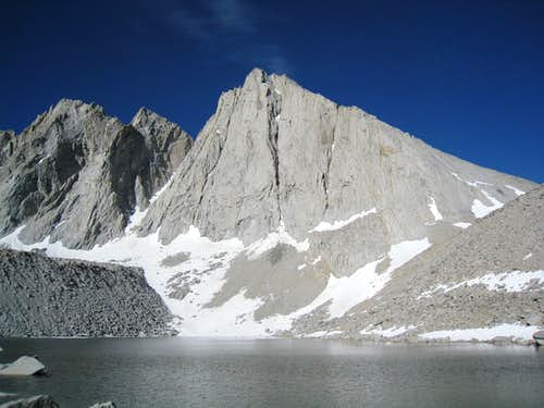 Mount Tyndall East Face