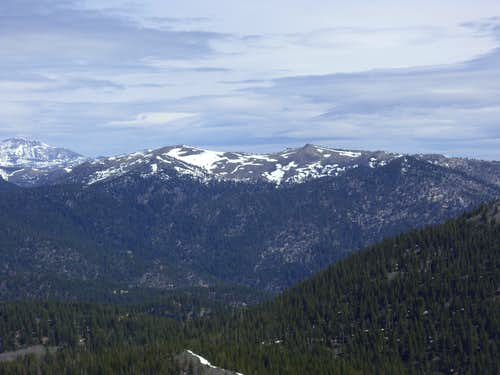Snow Valley Peak (NV)