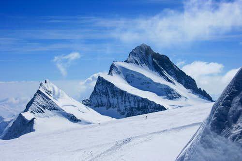 Finsteraarhorn, 4.274m