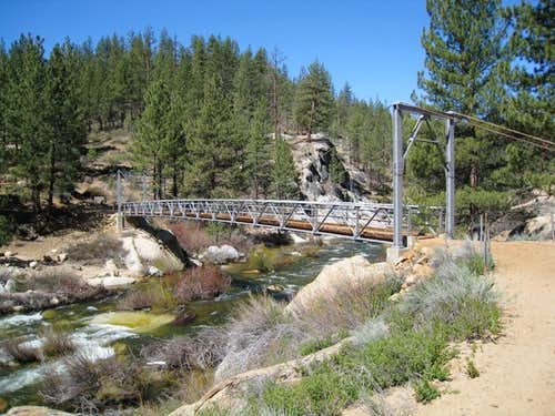 Little Kern River Bridge