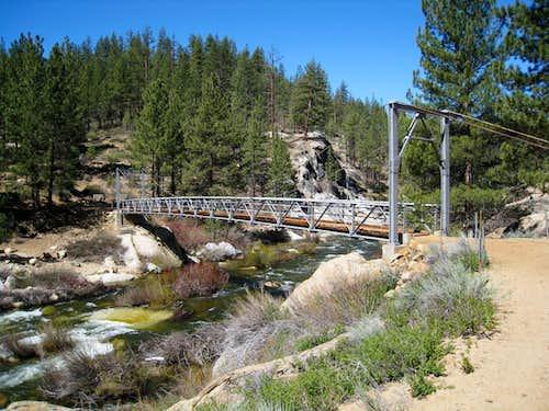 Little Kern River Bridge