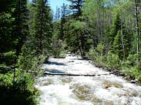 West Branch of the Laramie
