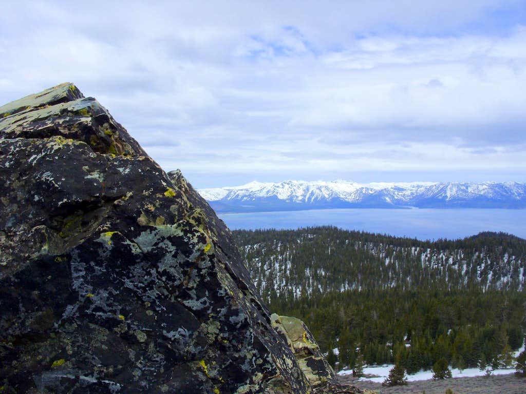 Lake Tahoe and Desolation