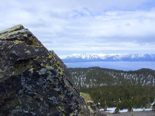 Lake Tahoe and Desolation