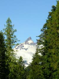 little tahoma from the white...