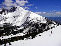 Skiing Bald Mountian