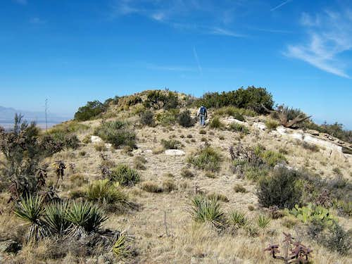 Peloncillo Mountain AZ