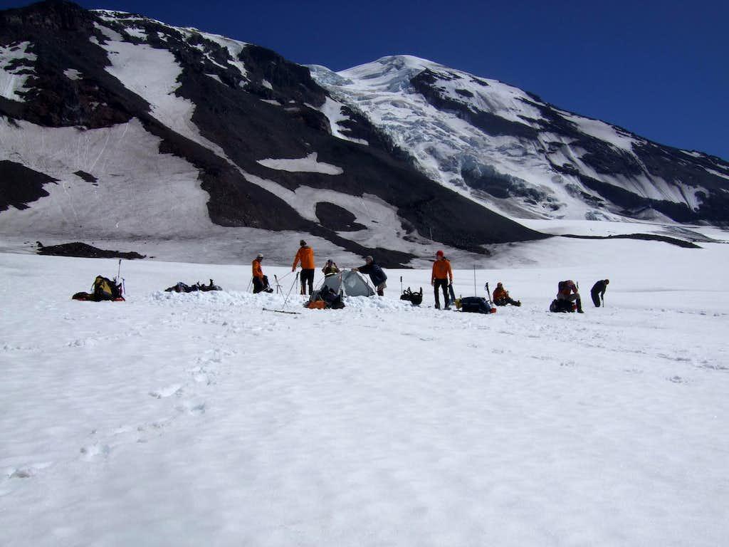 Mt Adams 2008