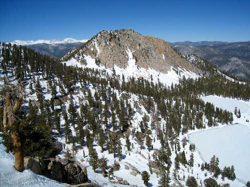 Coyote Peaks
