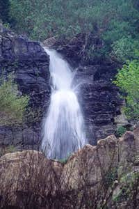 Another waterfall shot along...