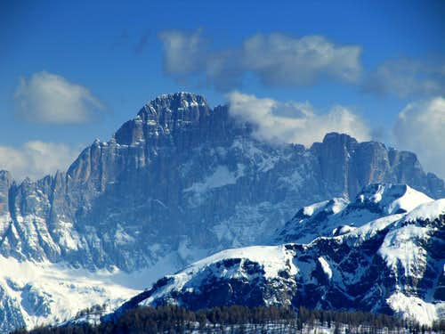 Civetta (3220m)