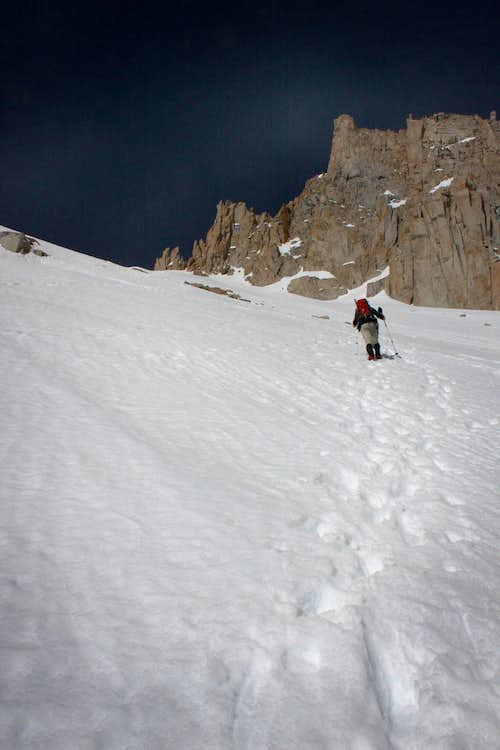 Mt. Whitney Main Trail in One Day