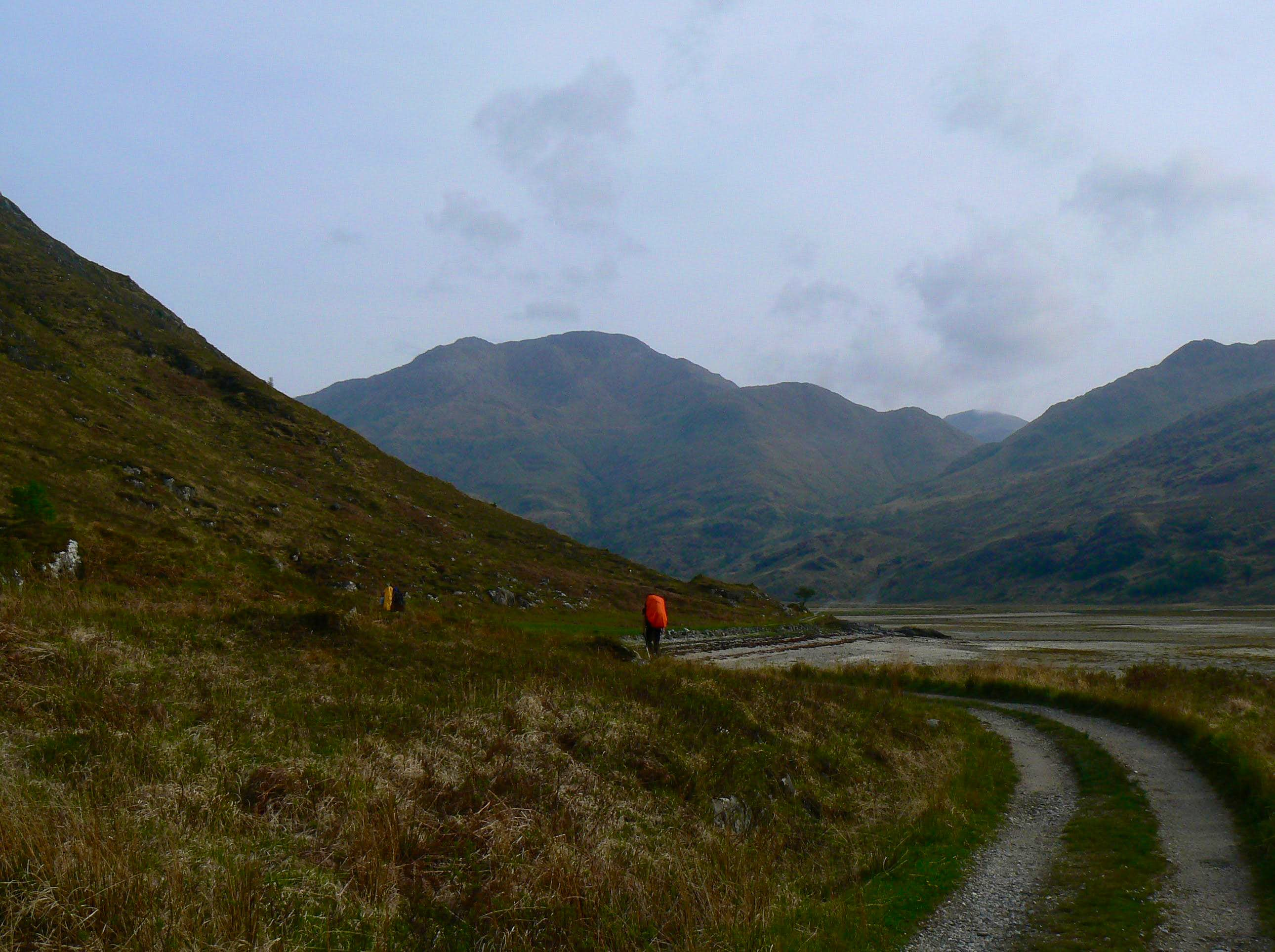 Knoydart: One flew over the cuckoo\'s nest