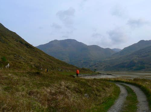 Knoydart: One flew over the cuckoo's nest