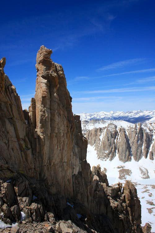 Pinnacle on Crest Trail