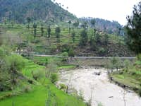 another view of river saran