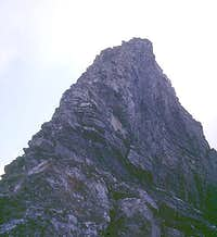 West Ridge of Simelihorn