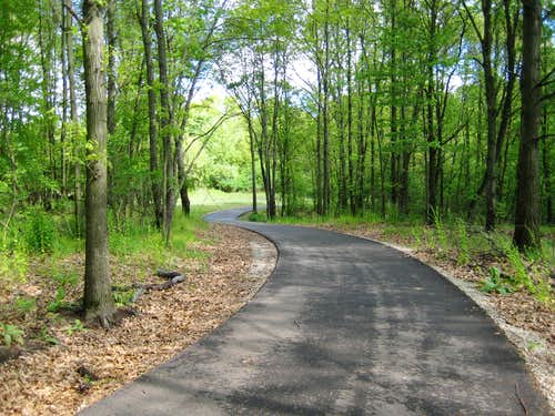 NCT MI-01 / Baw Beese Trail (north section) - 2010