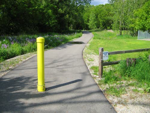 North Country Trail - Baw Beese Trail (north section)