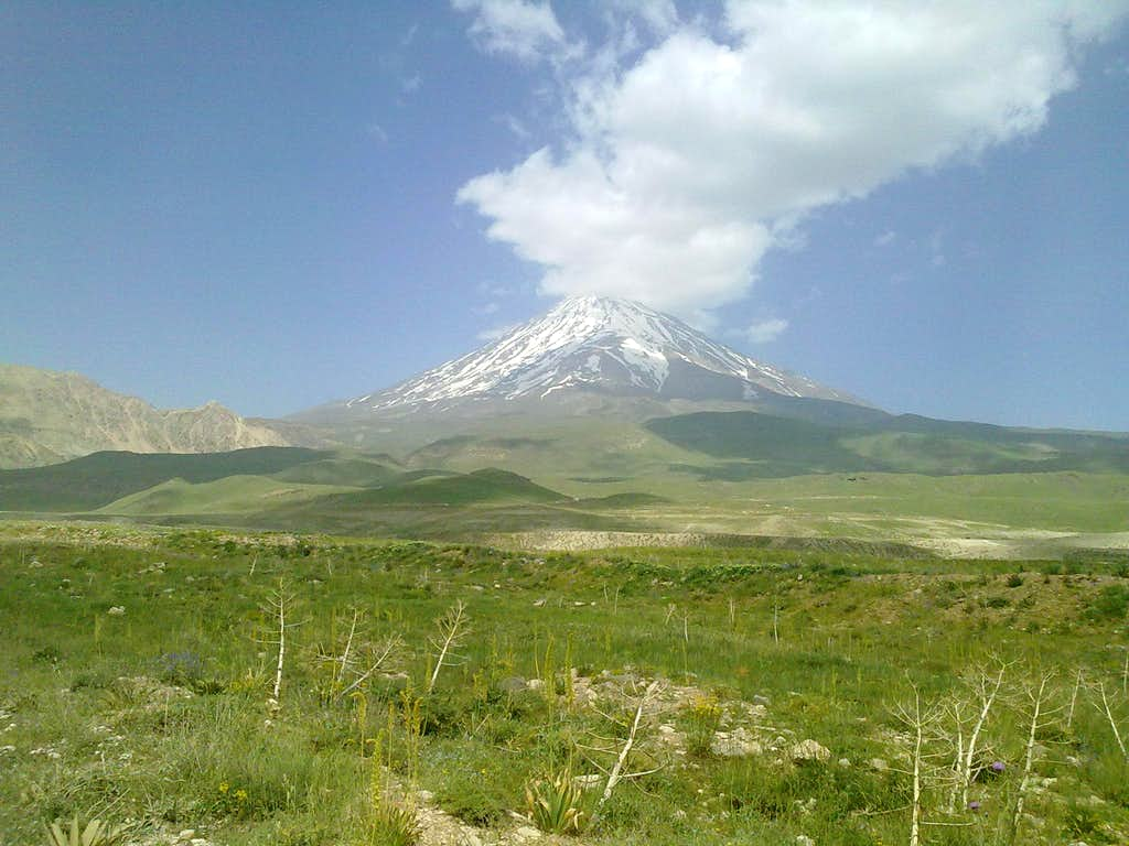 Damavand Mt