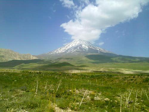 Damavand Mt