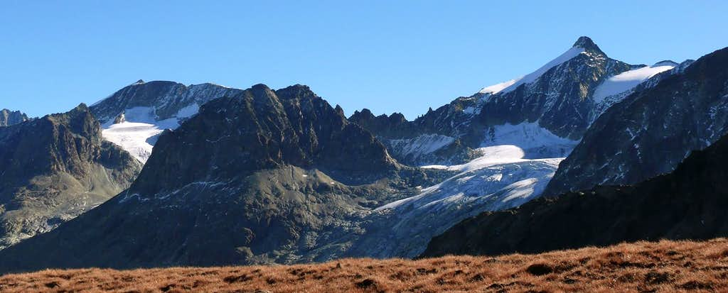 AOSTA's VALLEY in SUMMITS...