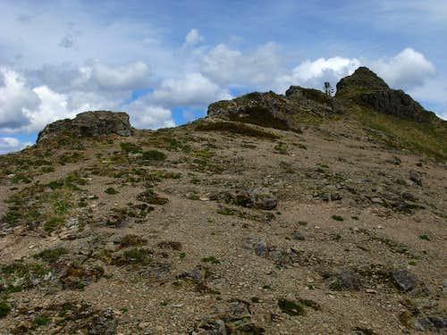Sturgeon Rock From