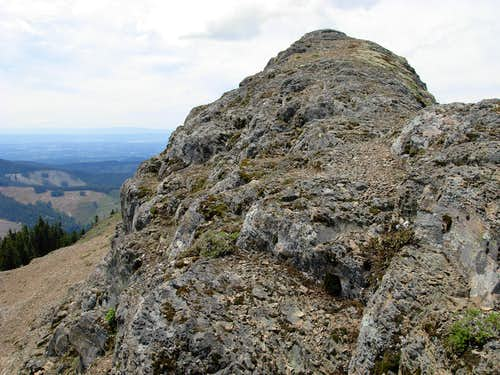 Sturgeon Rock Summit