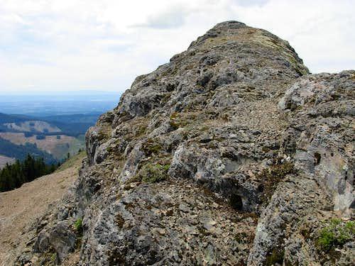 Sturgeon Rock Summit
